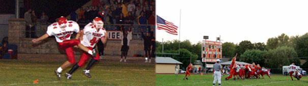 American football in High School